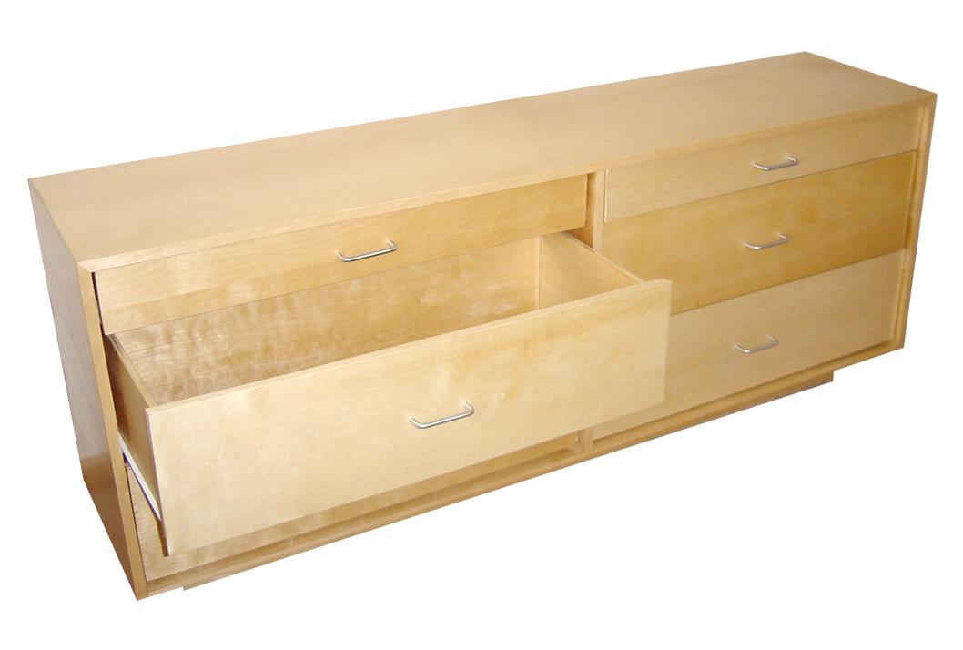 Birch Dresser