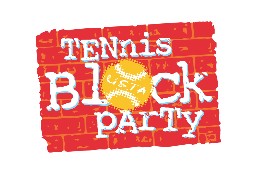 Tennis Block Party