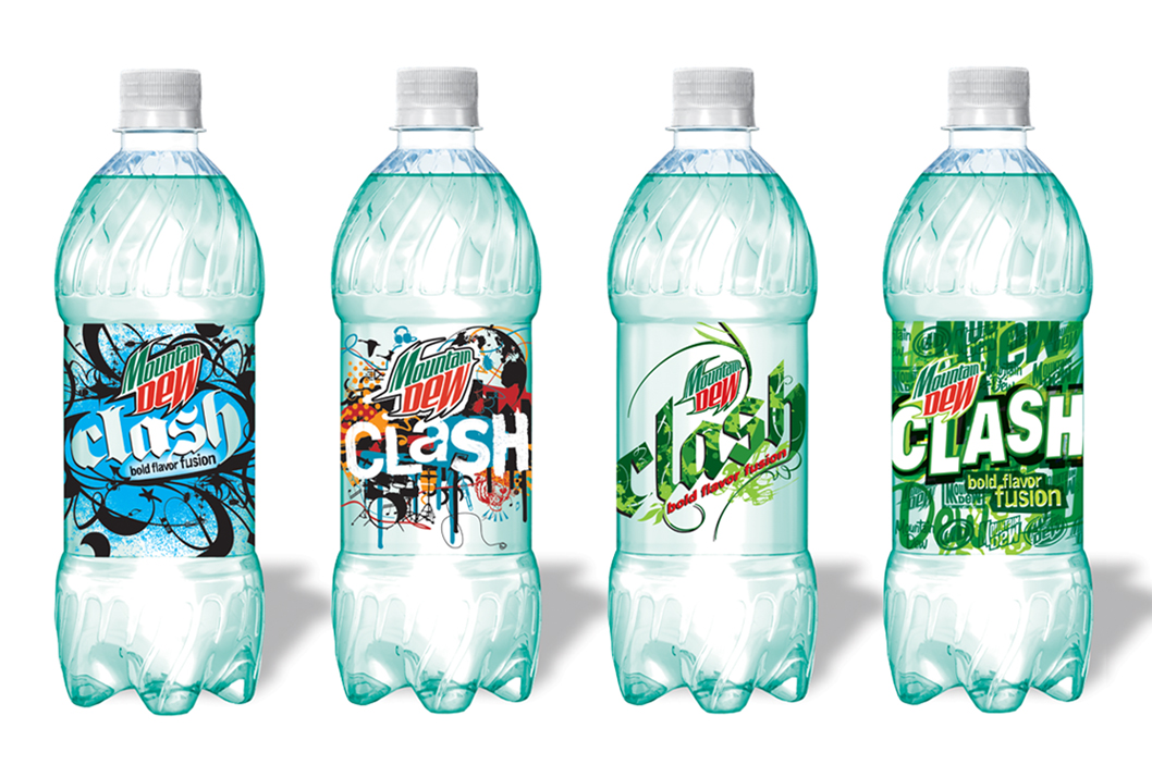 Mountain Dew Clash